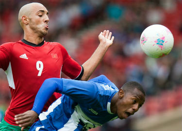 Free live coverage of Olympic men's football is available online with FreeCast