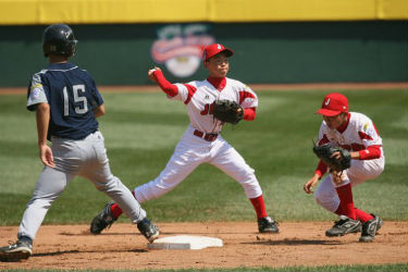 Visit FreeCast for full live coverage of the 2012 Little League World Series.
