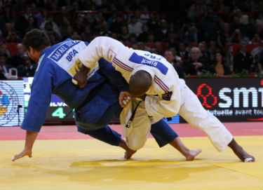 Watch Olympic judo online