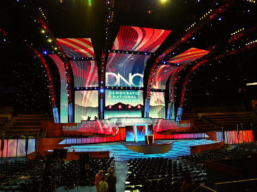 Live streaming coverage of the 2012 Democratic National Convention is available online.