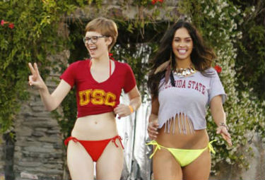 Free episodes of CW's America's Next Top Model: College Edition are available online.
