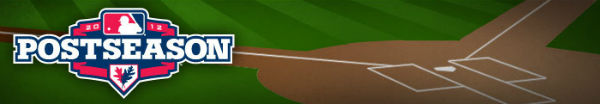 Watch the 2012 MLB postseason live online.