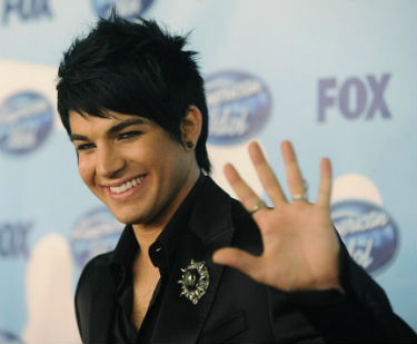 Adam Lambert is in talks to possibly join the judges' panel on Fox's American Idol.