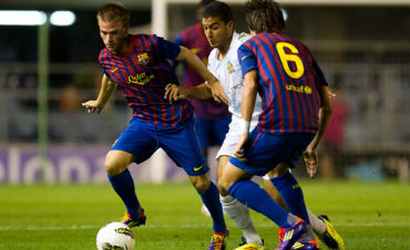 Live streaming coverage of FC Barcelona vs Vfl Wolfsburg NexGen football is available online.