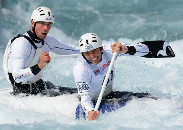 The 2012 ICF Canoe Slalom World Cup is streaming live online.
