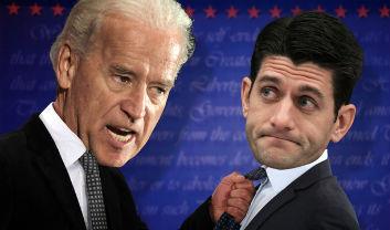 The 2012 vice presidential debate is streaming live online.