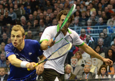 Live streaming coverage of the US Open Squash Championship is available online.