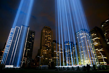 Live streaming coverage of the 9/11 Memorial Service for the 11th anniversary of the 9/11 attacks is available online.