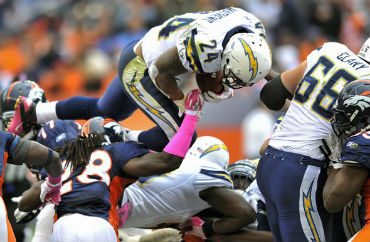 The San Diego Chargers vs Denver Broncos Monday Night Football game is streaming live online.