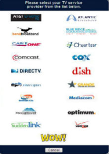 Tv Service Providers >> Why Am I Being Asked For A Cable Provider Rabbit Tv