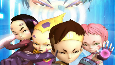 Watch Code Lyoko episodes online with the help of FreeCast.