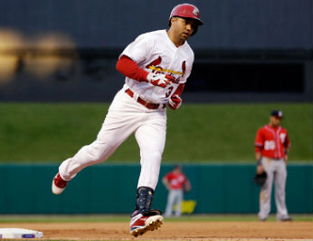The Cardinals vs Nationals MLB playoff game is streaming live online.