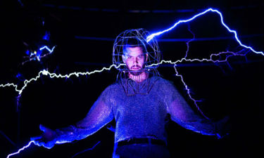 David Blaine Electrified is streaming live online at FreeCast.